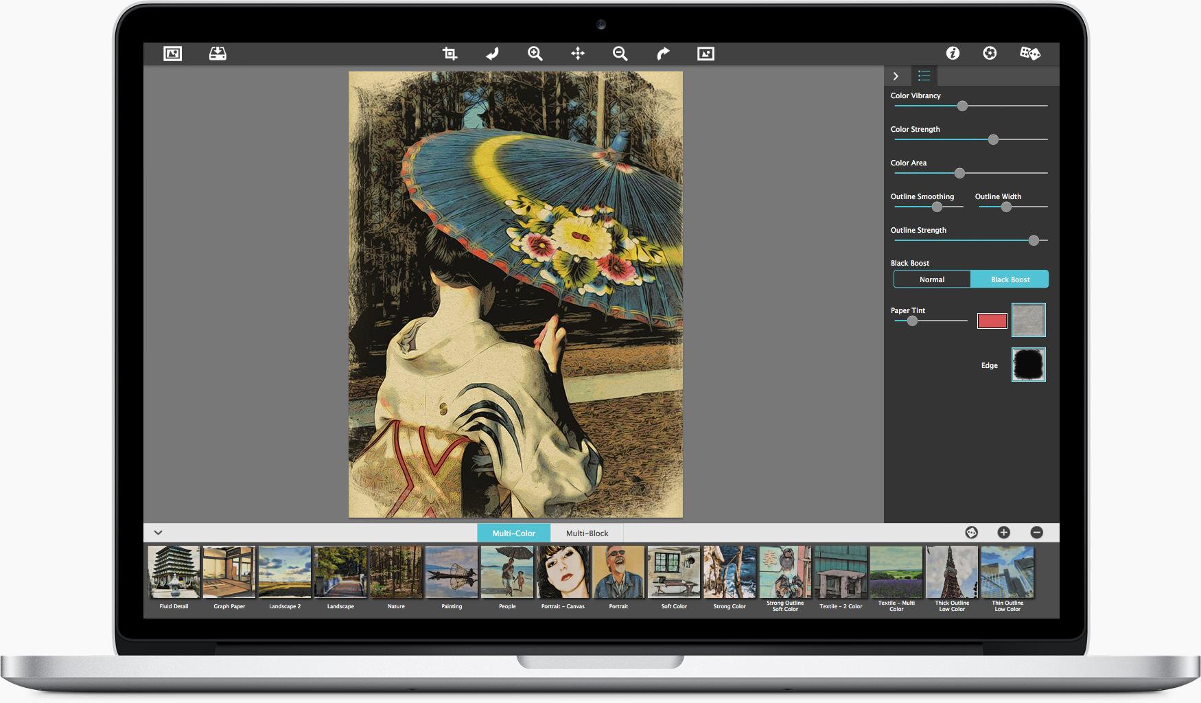 JixiPix Premium Pack Mac 破解版 艺术照片特效软件合集-麦氪搜(iMacso.com)